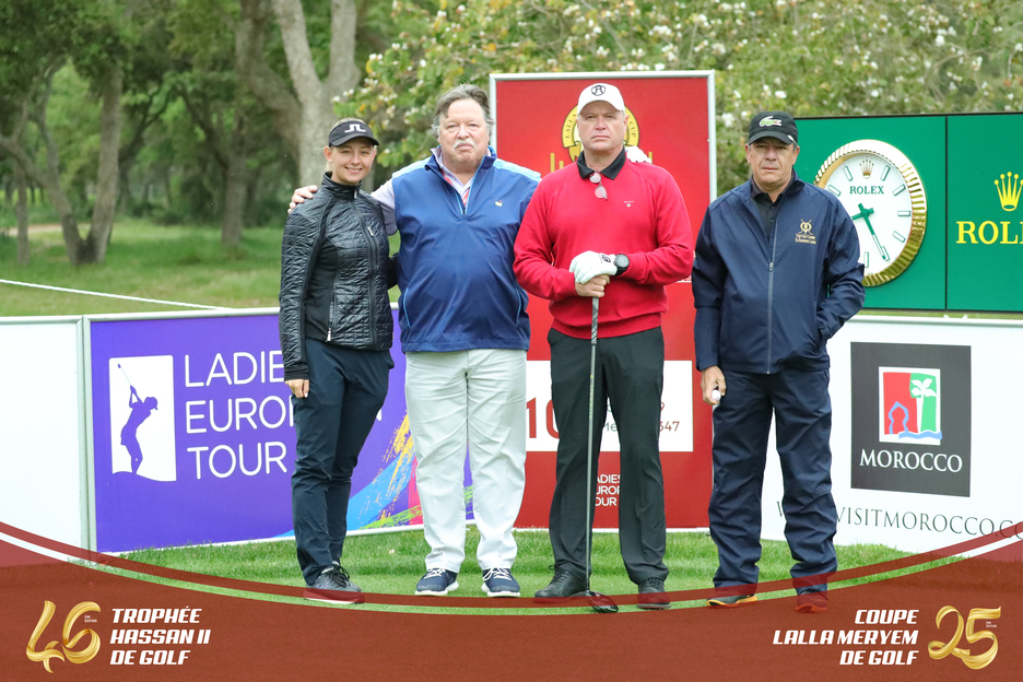 Hassan II Golf Cup – Mixed Exhibition