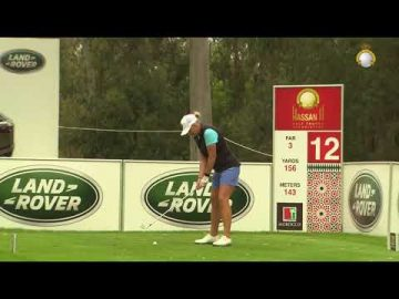 Lalla Meryem Golf Cup round 3 - International Players