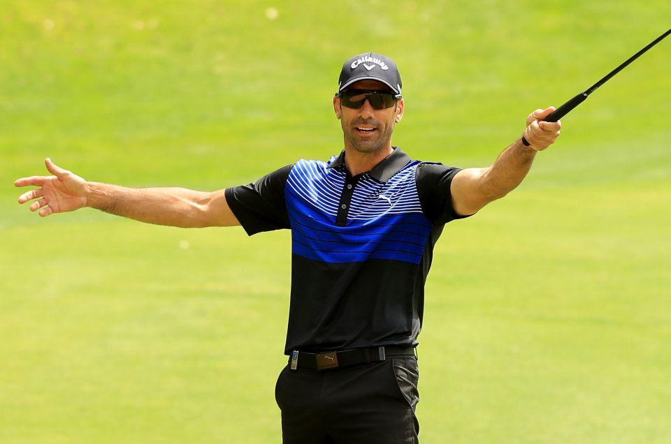 Quiros Takes Over the Second Round of the Hassan II Golf Trophy