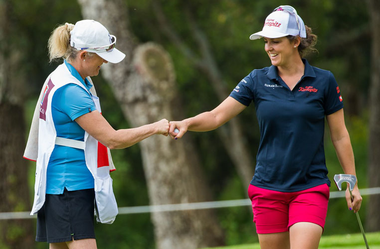 Second Round of the Lalla Meryem Cup: Wolf and Fuenfstueck Share the Lead