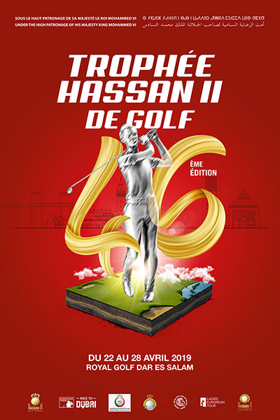 From April 22 to 28, come and share the passion of Golf in Rabat