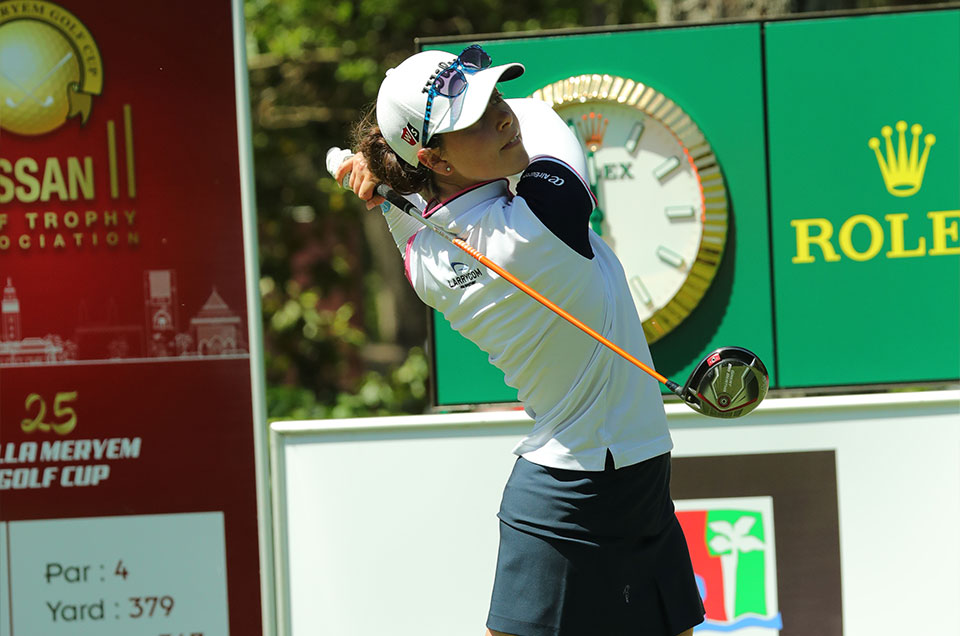 The Sweden/Spain duel is formed on the third and before last round of the Lalla Meryem Golf Cup