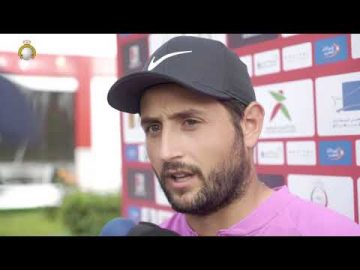Hassan II Trophy Round 3 - International Players